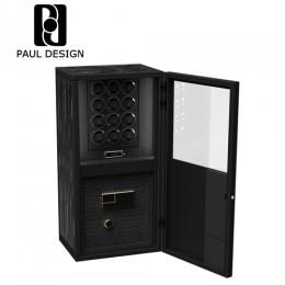 東暉代理 PAUL DESIGN 英國保羅設計- ILLUSION 24轉座手錶自動上鍊保險櫃 收藏保險櫃