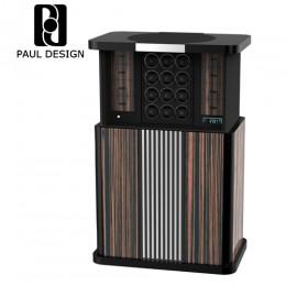 東暉代理 PAUL DESIGN 英國保羅設計- MYSTERY 24轉座手錶自動上鍊保險櫃 收藏保險櫃
