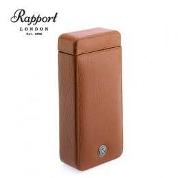 英國進口 Rapport 瑞伯特 Slipcase -D161 真皮 手錶收藏盒 (1支裝)