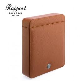 英國進口 Rapport 瑞伯特 Slipcase -D171 真皮 手錶收藏盒 (2支裝)
